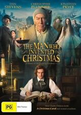 The Man Who Invented Christmas, DVD