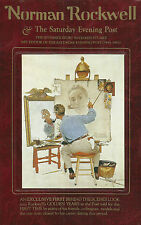 Norman Rockwell & The Saturday Evening Post (VHS) CLAMSHELL Ken Stuart