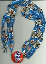 JIM BENTON DOG OF GLEE pee 2006 PAIR/SHOE LACES official merchandise IMPORT