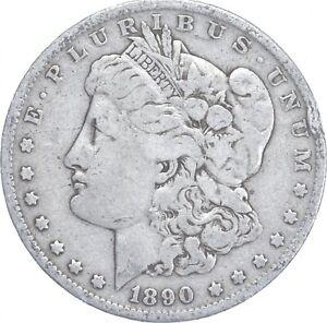 Early - 1890-O Morgan Silver Dollar - 90% US Coin *908