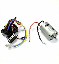 1/10 Scala Buggy Esc RC ELECTRIC 7.2v 15T 540 + 540 15 Turn Motor Combo T-PLUG