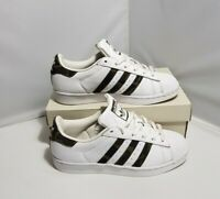 Adidas Superstar Mens White Size 5 UK Camouflage Leather Trainers BB2775