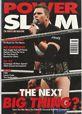 Vintage Power Slam, Summerslam & the Miz,  issue No133