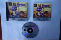 Spyro The Dragon 2 Gateway To Glimmer Sony PlayStation PAL version  PSX PS1