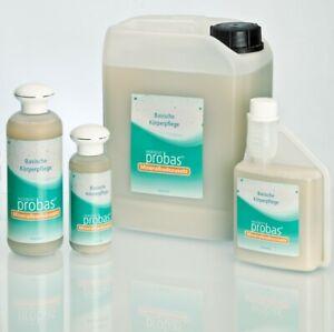 Badezusatz Fußbad Konzentrat Mineral basische Körperpflege probas M 500 ml