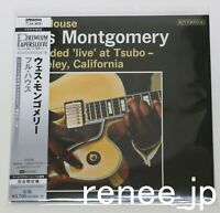 WES MONTGOMERY / Full House JAPAN Mini LP Blue Note PLATINUM SHM-CD w/OBI