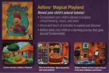 Adiboo Magical Playland from JumpStart PC new 2000 CD XP Vista Win 7 Win7 tested