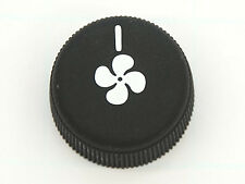 Porsche 964 Fan Switch Knob NEW climate control blower speed rotaty dial