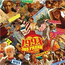 TRIPLE H-[199X] 1ST MINI ALBUM CD+Poster+3eaPhotobook+Sticker+Lyrics+Card kpop