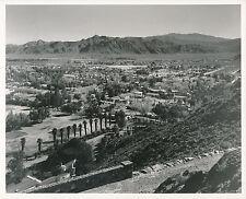 CALIFORNIE c. 1950 - Panorama de Palm Spring - USA 107