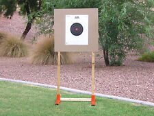 Rowdy Yates Target Stand: Portable & Light-Weight Shooting Target Holder