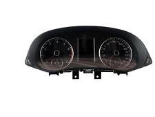 2013-2014 Volkswagen Passat Speedometer KPH Instrument Cluster 88K OEM