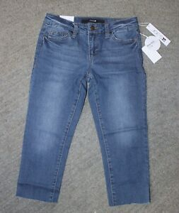 Joe's Jeans Girls Mid Rise Skinny Crop Jeans (The Markie Crop) - Size 10 - NWT
