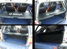 Smart ForTwo Parcel Shelf Cover and Supporting Rods for all 450 Models - Black