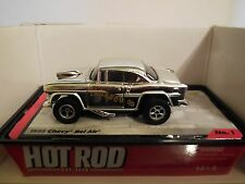 Auto World ~ '55 Chevy Bel Air ~ New in Jewel Case ~ Also Fits Aw, Afx, Jl