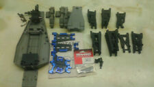 Traxxas Parts Lot,Rustler Chassis,Slash,New,A-Arms,Trans case,Lexan,