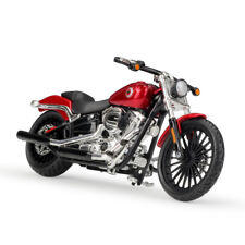 Maisto 1:18 Harley Davidson 2016 BREAKOUT Bike Motorcycle Model Red NEW IN BOX