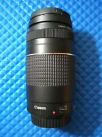 Canon EF 75-300mm f/4-5.6 III Telephoto Zoom Lens for Canon SLR Camera (Renewed)