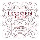 TEODOR CURRENTZIS - MOZART: LE NOZZE DI FIGARO (HIGHLIGHTS) CD NEU