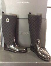 Tommy Hilfiger Oxford Rain Winter Wellies Wellington Women's Boots UK 7 EU 40