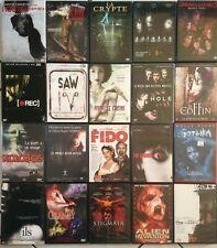 LOT 20 DVD SPECIAL HORREUR