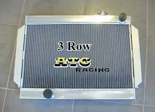 3 Rows Aluminum Radiator for HOLDEN TORONA V8 UNIVERSAL
