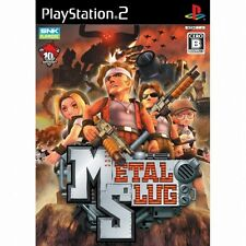 Used PS2 Metal Slug original edition SNK SONY PLAYSTATION JAPAN IMPORT