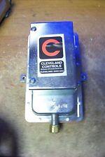 NEW AFS-22 Cleveland Controls, Air Pressure Sensing Switch, W/ Adjustable Range