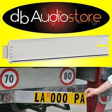 Lampa 98072 porta targa ripetitrice rimorchi camion e carrelli x cambio veloce