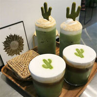 cactus cake biscuit cookie cutter decor sugar mold mould baking tool healthy NT