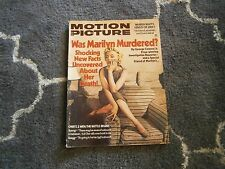 MOTION PICTURE November 1975 Was Marilyn Monroe Murdered
