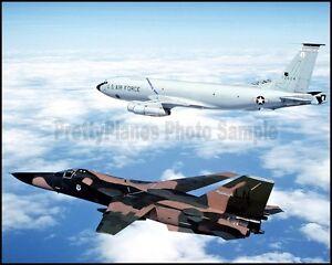 USAFE F-111 Aardvark 495th TFS 48th TFW RAF Lakenheath 1989 8x10 Photo