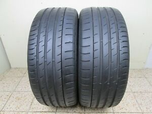 (7199) 2x SOMMERREIFEN 245/45 R18 96Y Continental ContiSportContact 3 Runflat SS