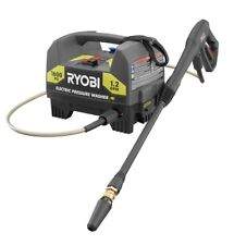 RYOBI 1600PSI ELECTRIC PRESSURE WASHER, RY141612