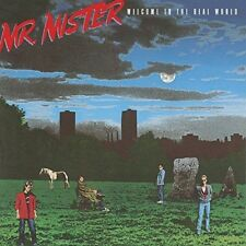 Mr. Mister - Welcome To The Real World (NEW CD)