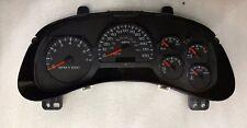 2005 Chevrolet Chevy Trailblazer Rebuilt Speedometer Gauge Cluster WITHOUT DIC