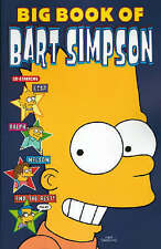 Simpsons Comics: The Big Book of Bart Simpson, Matt Groening, New Book