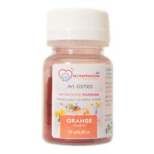 Lebensmittel Pulverfarbe Orange 10 gr