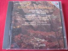KARL BIRGER BLOMDAHL - SYMPHONY NO 3 SISYPHUS - SWEDEN CAPRICE (CD 1989 UK)