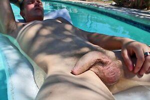 "TERRY HASTINGS ""Breakoutt"" Fine ART Photograph Nude Male Gay 8x12 w12x16 mat"