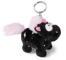 41410 NICI Bean Bag Schlüsselanhänger Einhorn Carbon Flash