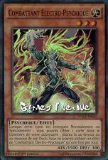 Yu-Gi-Oh! Combattant Electro-Psychique (par 3) WSUP-FR041 (WSUP-EN041) VF/SUPER