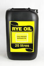 Rapeseed Oil 25 litre 25L - Bio-Chain Saw Oil.