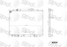 Global Parts Distributors 2830C Radiator