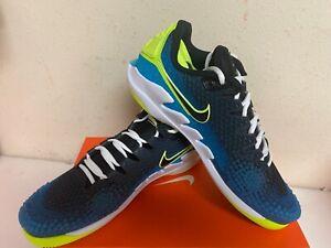 Nike Men's Air Zoom Vapor X Knit Tennis Shoe Style AR0496 400