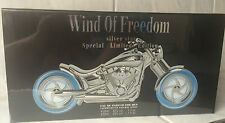 1 HARLEY UOMO PROFUMO Wind of Freedom SILVER STAR day and night sabbia Parigi