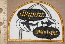 Airport Limousine Patch - Vintage