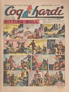 BD coq hardi, nouvelle série n° 10 du 1/02/1951
