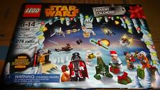 LEGO 75056 Star Wars 2014 Advent Calendar RARE NEW SEALED BOX