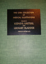 Ciba Collection of Medical illustrations anatomy kidneys ureters urinary bladder